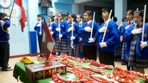 Policía Escolar 2013